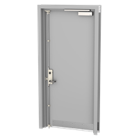 Steel Acoustic Doors | Highly effective sound reduction